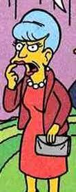 Myrtle Johnson - Wikisimpsons, the Simpsons Wiki