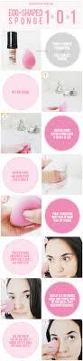 makeup blender sponge how to use