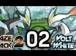 Pokemon Blaze Black 2 and Volt White 2 v1.1 NDS Game Rom DOwnload - video  dailymotion