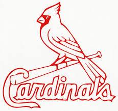 Clip Art St Louis Cardinals Logo