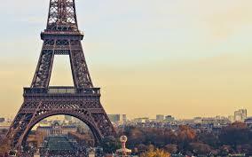 تحميل خلفيات برج إيفل 4k الفرنسية المعالم الخريف رأس المال