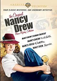 Amazon.com: The Original Nancy Drew Movie Mystery Collection: William  Clemens, Bonita Granville: Movies & TV