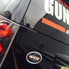 Gun For Hire Decal Gun For Hire