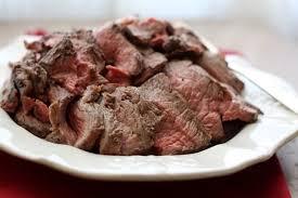 simple sliceable crockpot roast beef