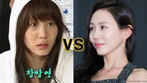 11 korean celebs without makeup kpopmap