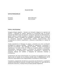 María Mercedes Perry Ferreira