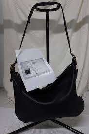 coach leather vintage shoulder bag
