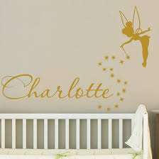 Decal House Tinkerbell Nursery Wall Decal Wayfair