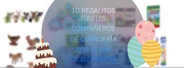 10 Regalitos Para Los Companeros De Guarderia De Tu Peque Por Su