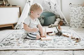 The 12 Best Non Toxic Play Mats For Babies