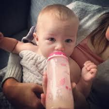 toddler formula transitioning baby