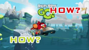 Angry Birds Go Cheats Coins & Gems - video dailymotion
