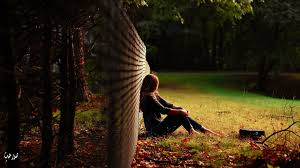 صور بنات حزينة صور حزينه جدا للبنات تقهر القلب Fille Seule