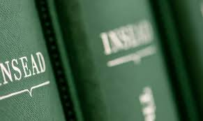 admissions mba programme insead