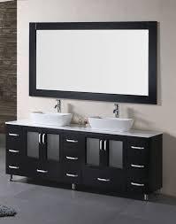 72 inch double vessel sink bathroom