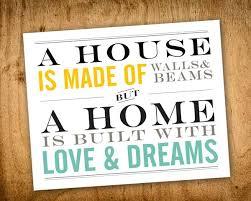 house dan home dalam bahasa inggris