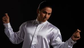Introducing Adrian Marcel as James DeBarge