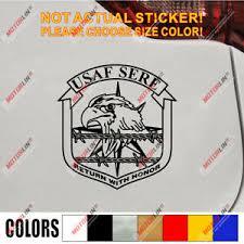 Sere School Air Force Car Decal Sticker Vinyl Die Cut No Background Ebay