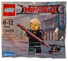 LEGO Ninjago The Ninjago Movie Kendo Lloyd Set 30608 Bagged - ToyWiz