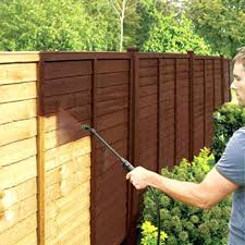 The Best Way To Paint A Fence With A Paint Sprayer
