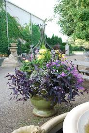 french garden pots dirt simple