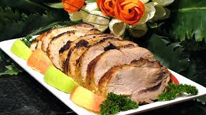 marinated apple cider pork loin recipe