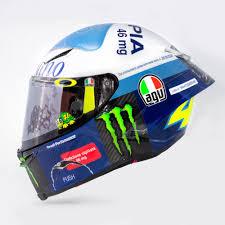 Il casco speciale di Valentino Rossi per Misano - Motociclismo