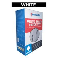 Vinyl Fence Repair Kit By Fence Daddy Alternative To Replacement Vinyl Fence Panels Posts And Slats Fast Effective Fence Repair In Minutes White Kit Walmart Com Walmart Com