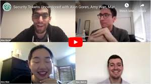 Security Tokens Uncensored Ep. 0 - Live Q&A with Marc Boiron, Amy Wan,  Henry Elder & Alon - Security Token Summit