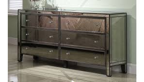 tamara antique mirrored bedroom dresser