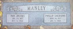 Ada Jacobs Manley (1877-1963) - Find A Grave Memorial