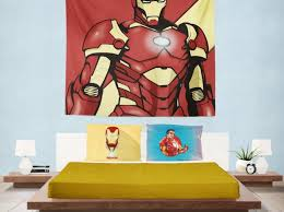 Ironman Triathlon Decal Iron Man 3d Wall Stickers Hanging Art Roblox For Motorcycle Frame Ipad Vamosrayos