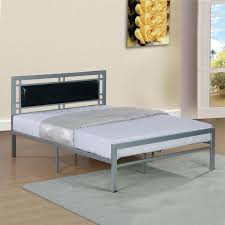 raymond silver full size bed