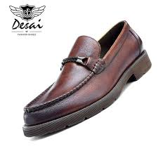 men s genuine leather shoes men italian