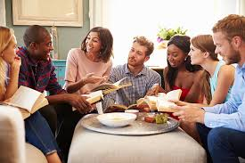 Image result for free image people at a book club