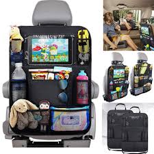 1x car seat back protector cover for