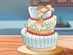 3 ways to make a topsy turvy cake wikihow