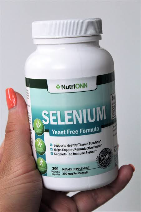 """Image result for selenium supplement for thyroid"""""""