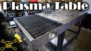 making the ultimate plasma table cart