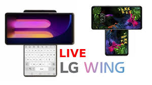 LG Wing Live Launch Event - YouTube