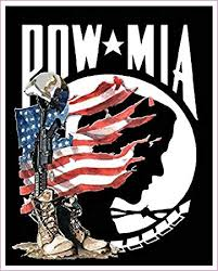 Amazon Com Pow Mia Version 2 Decal 5 Decal In The United States Automotive