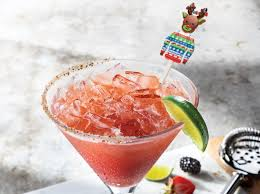 chili s christmas themed margarita of