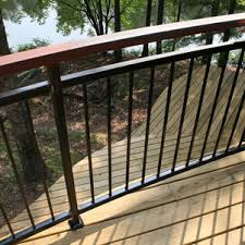 Exterior Railings Home Depot Metal Porch Outside Wood Elements And Style Outdoor Railing Pre Made Deck Aluminum Handrails For Steps Red Cedar Planks Crismatec Com
