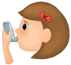 Image result for asthma clipart