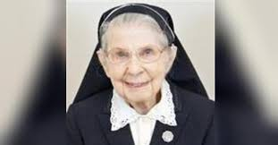 Sr. Mary Constance West Obituary - Visitation & Funeral Information