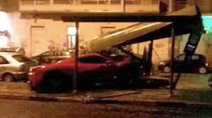 Caceres, quando distrusse la Ferrari e la Juventus lo mise fuori ...