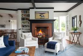 spectacular spaces warmed by fireplaces