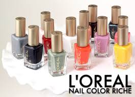 these new l spring nail colors