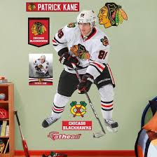 Nhl Chicago Blackhawks Patrick Kane No 88 Wall Decal Sticker Wall Decal Allposters Com