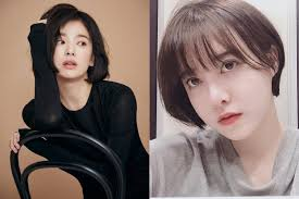 Cùng nhau cắt tóc ngắn, Song Hye Kyo và Goo Hye Sun 'lão hóa ngược ...
